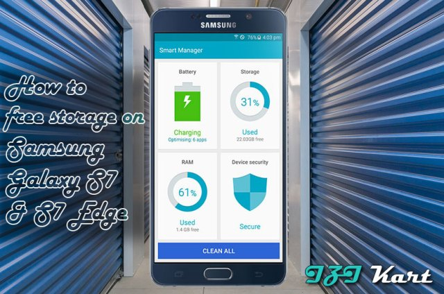 How to free more storage space on Samsung Galaxy S7 and S7 Edge