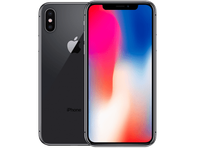 Apple X 256GB contracts