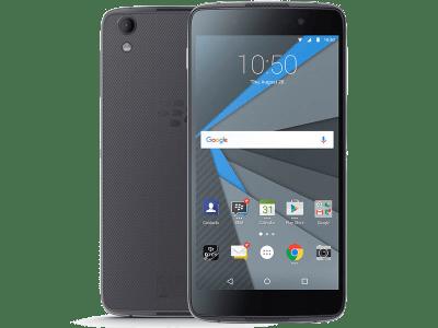 Blackberry DTEK50 upgrade