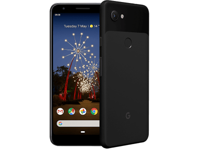 Google Pixel 3a contracts
