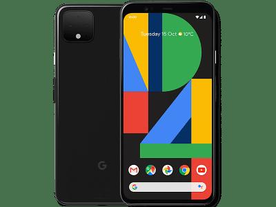 Google Pixel 4 upgrade