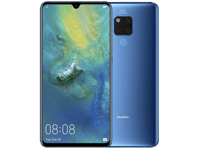 Huawei Mate 20 X Blue contracts