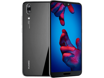Huawei P20 contracts