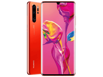 huawei P30 Pro 512GB Amber contracts
