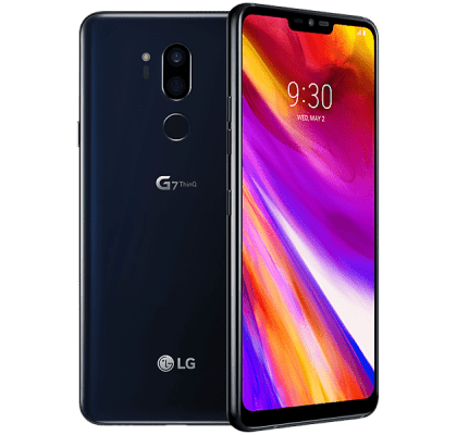 LG G7 contracts
