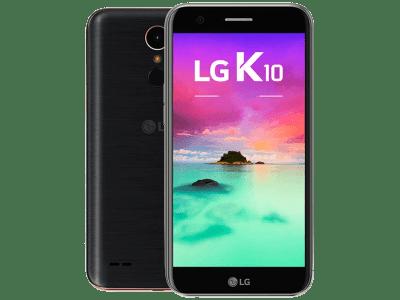 LG K10 2017 upgrade