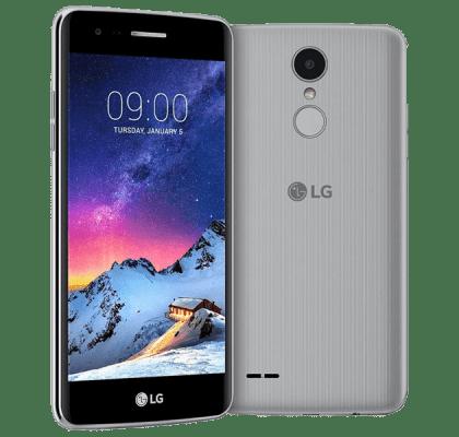 LG K8 2017 upgrade