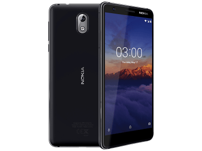 Nokia 3.1 contracts