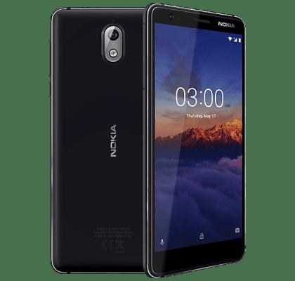 Nokia 3.1 sim free