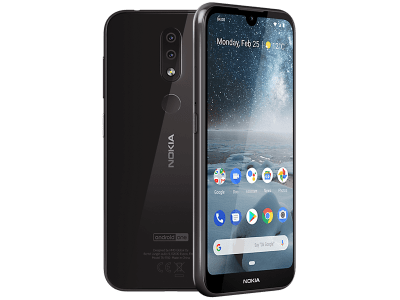 Nokia4.2 contracts