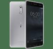 Nokia 6 (32GB Silver)