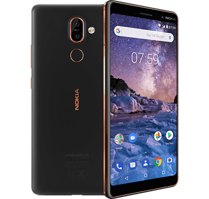 Nokia 7 Plus Upgrade