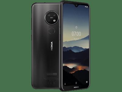 Nokia 7.2 sim free
