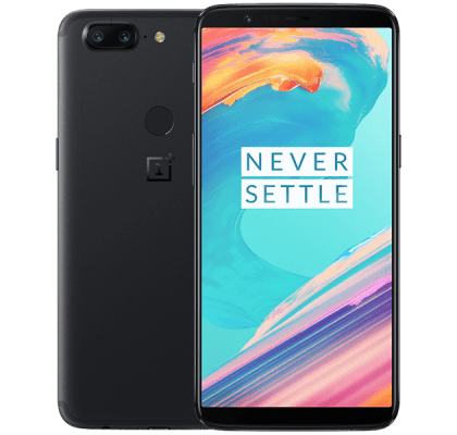 OnePlus 5T 128GB contracts