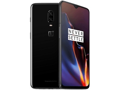 OnePlus 6T Mirror Black contracts