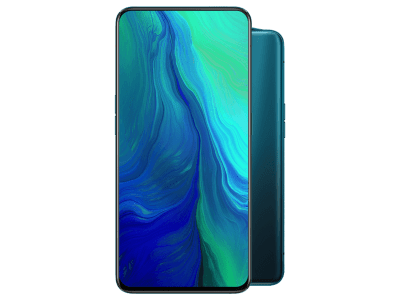 Oppo Reno 5G Green contracts