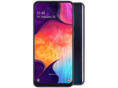 Samsung Galaxy A50 contracts