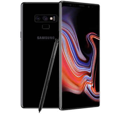 Samsung Galaxy Note 9 512GB contracts