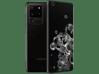 Samsung Galaxy S20 Ultra 5G upgrade