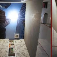 Habillez de façon originale un petit espace, imprimez vos plafonds !