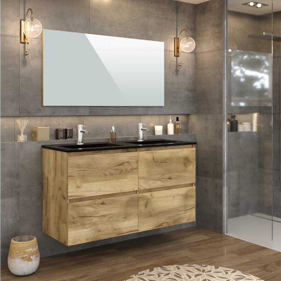 meuble de salle de bain 120 cm