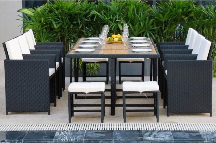ensemble repas de jardin encastrable 8