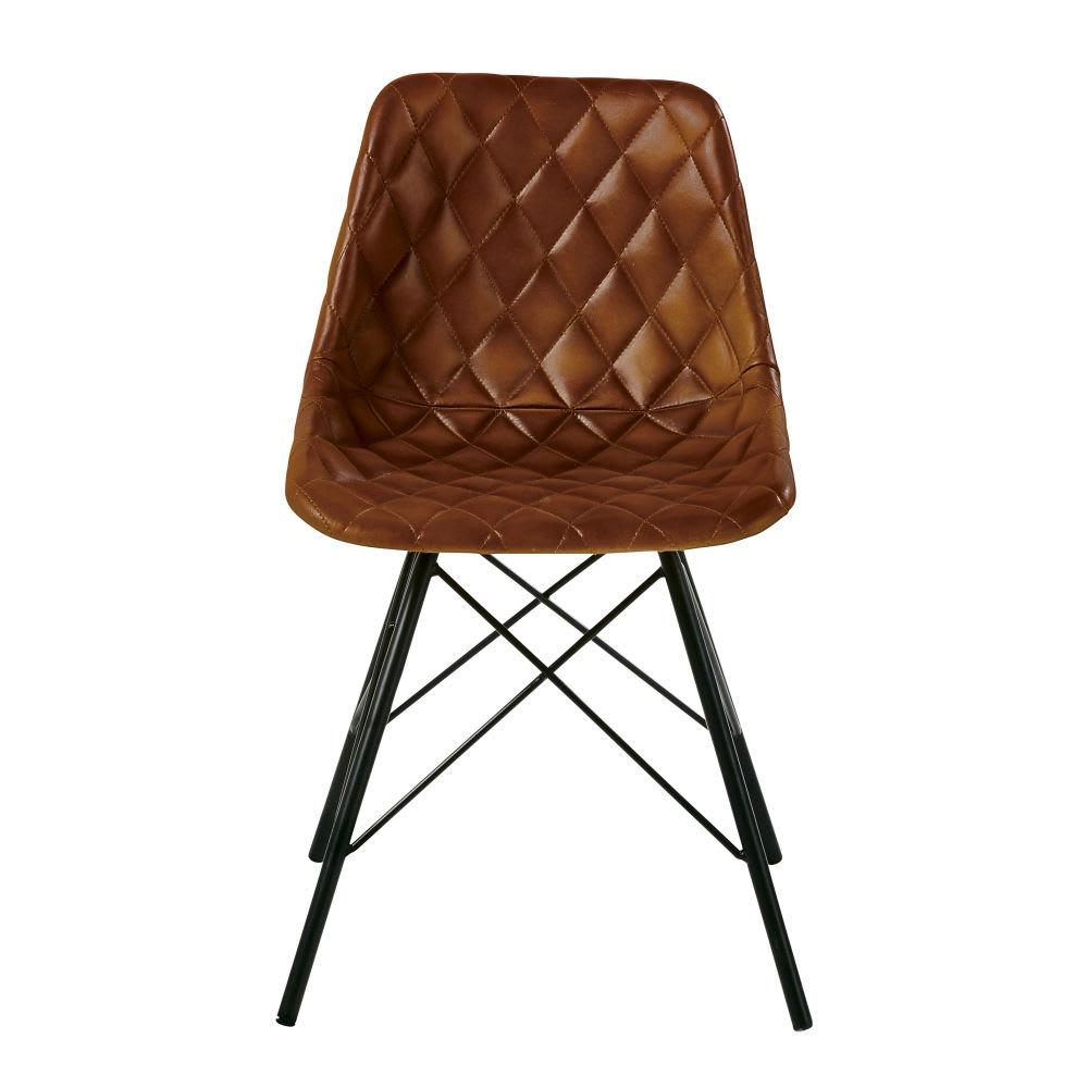 chaise indus austerlitz en cuir