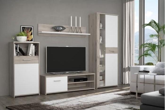 gulada ensemble meuble tele buffet