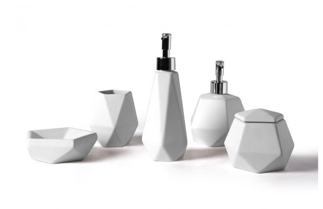accessoires de salle de bain design