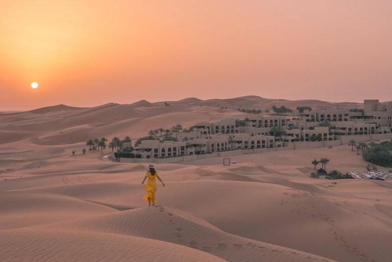 Exploring Abu Dhabi with Visit Abu Dhabi