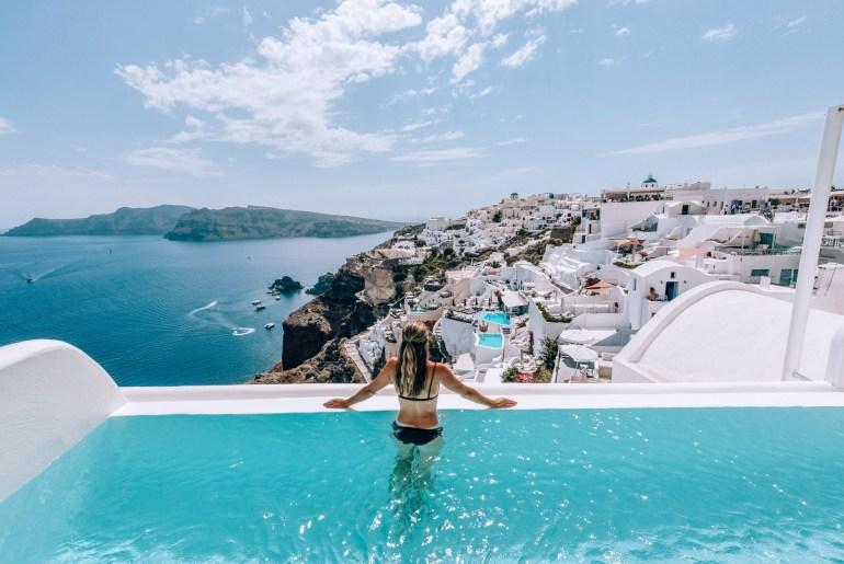 Andronis Luxury Suites in Oia, Santorini