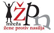 Logo Mreze Zene protiv nasilja