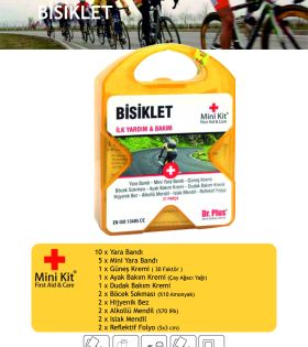 Bisiklet Mini Kit® First Aid&Care