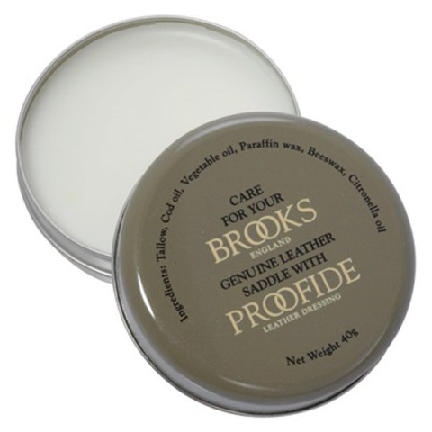 Brooks Proofide Deri Sele İçin Krem