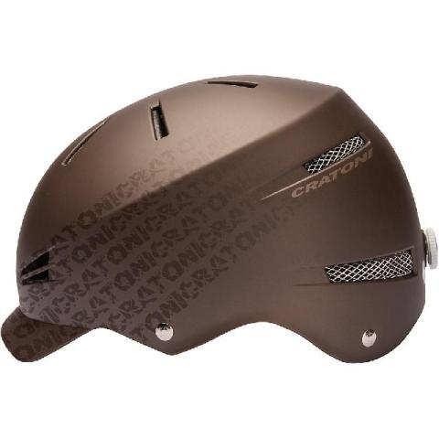 Cratoni Lexo 2 Brown Kask S/M 55-58cm