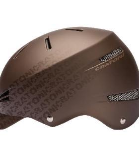 Cratoni Lexo 2 Brown Kask S/M 55-58cm