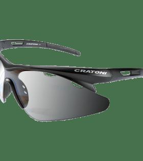 Cratoni Futuro Simplex Shiny Black Gözlük