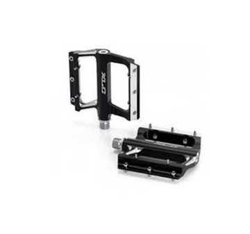XLC Aluminium Flat Pedal Siyah