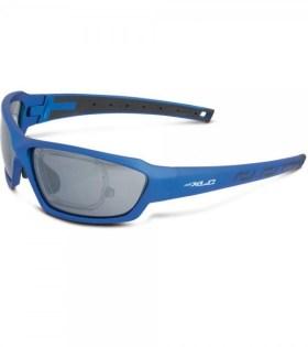 XLC Mat Mavi Siyah Camlı ve Numaralı Çerçeveli Gözlük