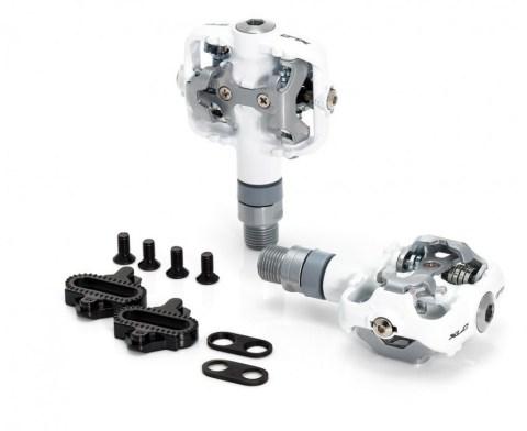XLC S 12 MTB Kal Dahil Kilitli Pedal Seti Beyaz
