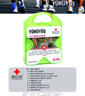 Yürüyüş Mini Kit® First Aid&Care