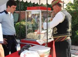 Patlamış Mısır Popcorn Makinesi Kiralama İzmir