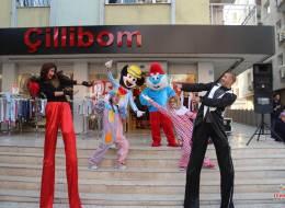Açılış Organizasyonu Palyaço Hizmeti İzmir