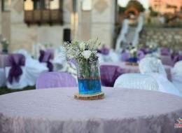 Cam Fanus Çiçek Süsleme İzmir
