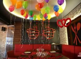 Uçan Balon Süsleme Servisi İzmir Organizasyon