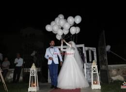 Düğün Organizasyonu Uçan Balon Hizmeti İzmir Organizasyon