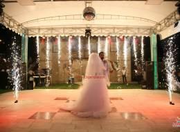 Karma Sahne Efektleri ve Yer Volkanı Gösterisi İzmir