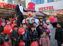İzmir Baskılı Balon Dağıtımı