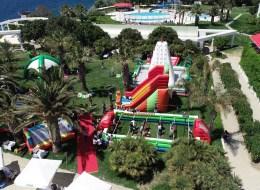 Yetişkin Şişme Oyun Parkuru Kiralama İzmir
