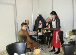 İzmir Garson Kiralama Fuar Organizasyonu